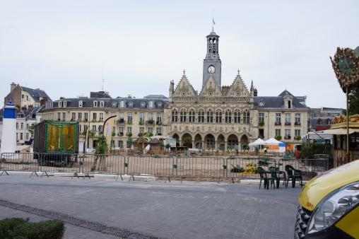 Saint Quentin Town Hall