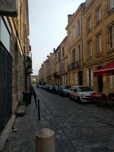 Street, Bordeaux