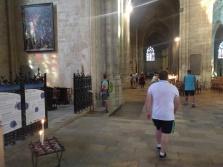 Jon in Church, Bordeaux